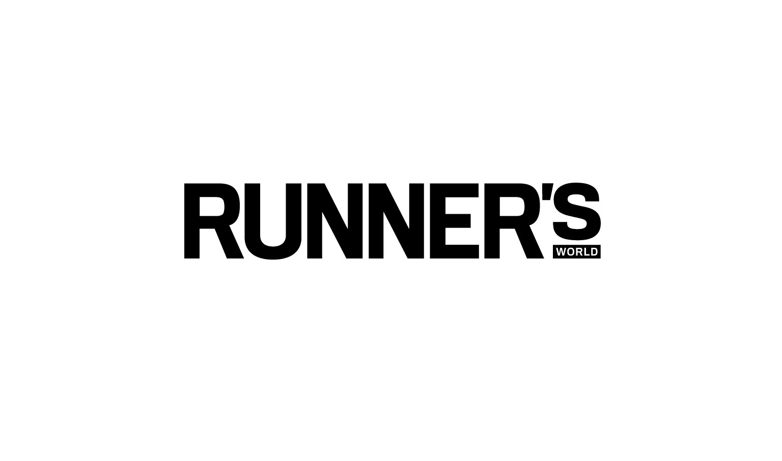 Logotype Runner's World