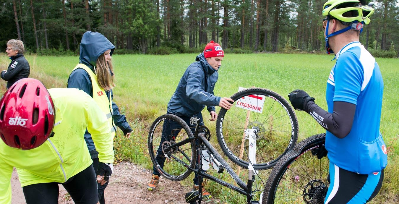bra cykel till cykelvasan