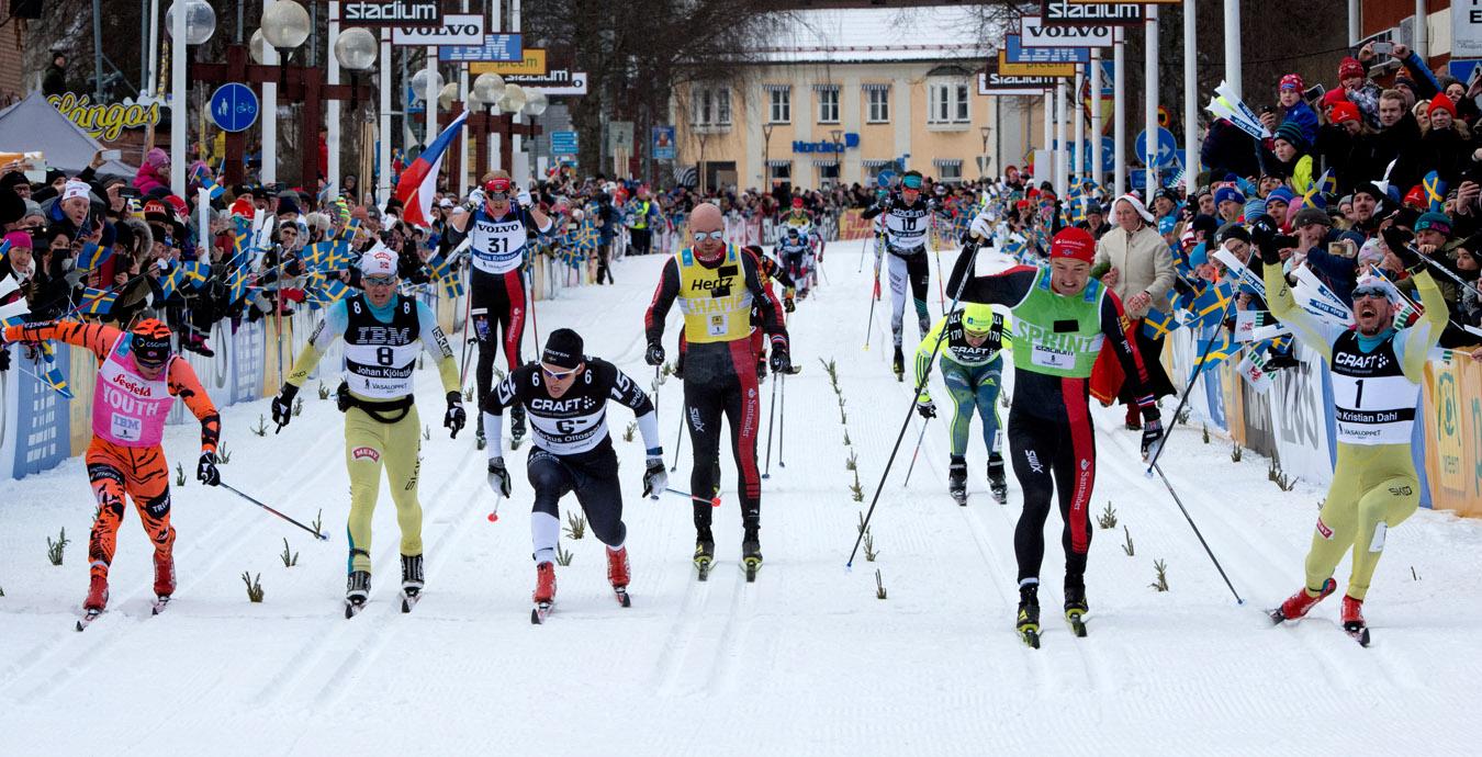 Norsk seger aven i tjejvasan